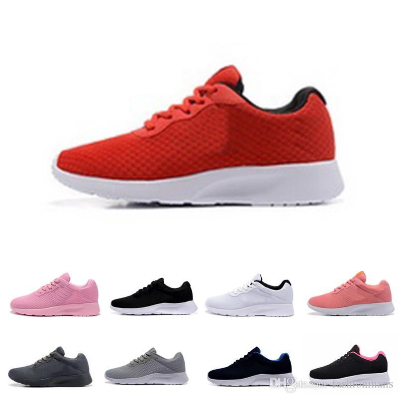 new arrival 7991e 18d12 2019 Fashion Tanjun Hot Sale London Olympic 3.0 Running Shoes Men Women  Multicolor Casual Mesh Running Size Eur36 44 Shoes On Sale Ladies Running  Shoes From ...