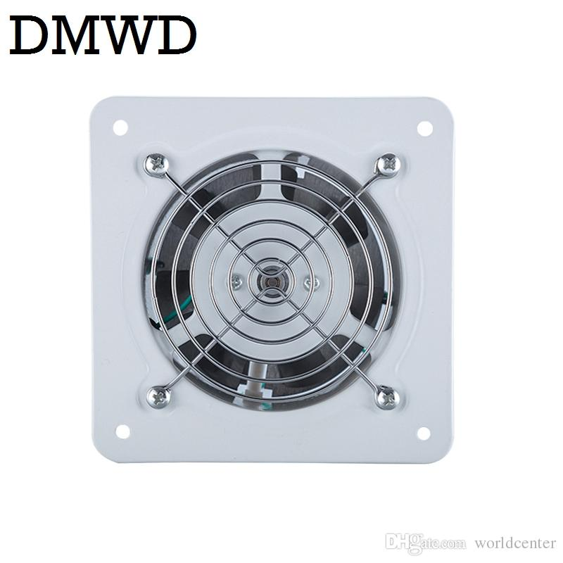 2018 Dmwd 4 Inch Kitchen Toilet Exhaustfan 4 Louver Window Exhaust Fans Air Ventilation  Fans Draft Blower Bathroom Windows Booster From Worldcenter, ...