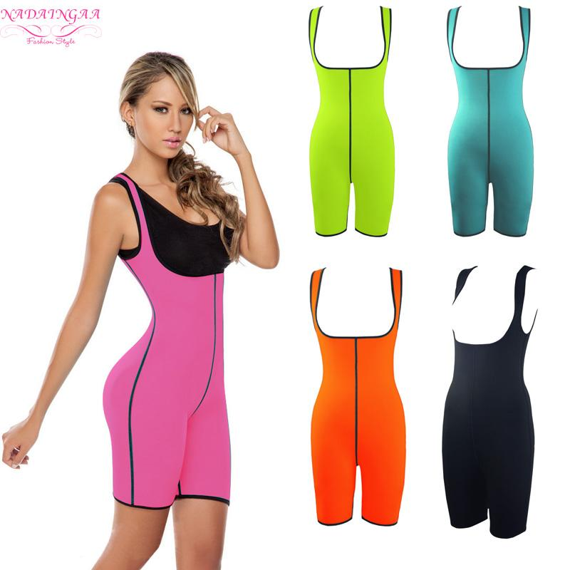 2569769ff6f98 neoprene slimming shorts Women Underwear Briefs Slimming Women s Suits  modeling strap shaper waist trainer hot shapers