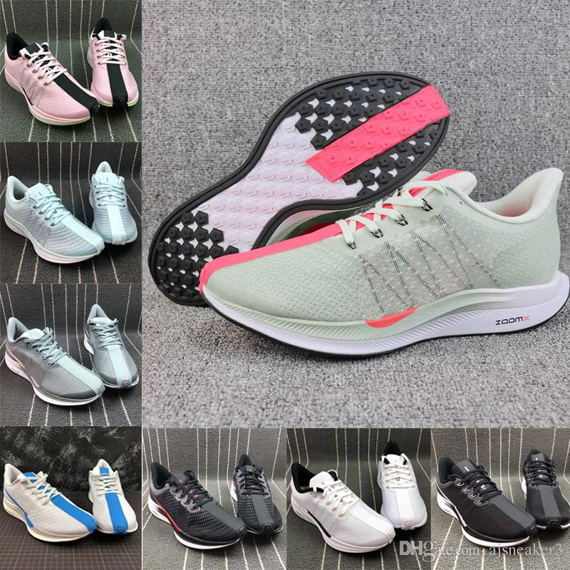 14ffca99079af 2019 Cheap ZOOM PEGASUS 35 TURBO Running Shoes 2018 Fashion Designer Upper  Mesh Breathable Athletic Sports Shoes Without Box From Ajsneaker3