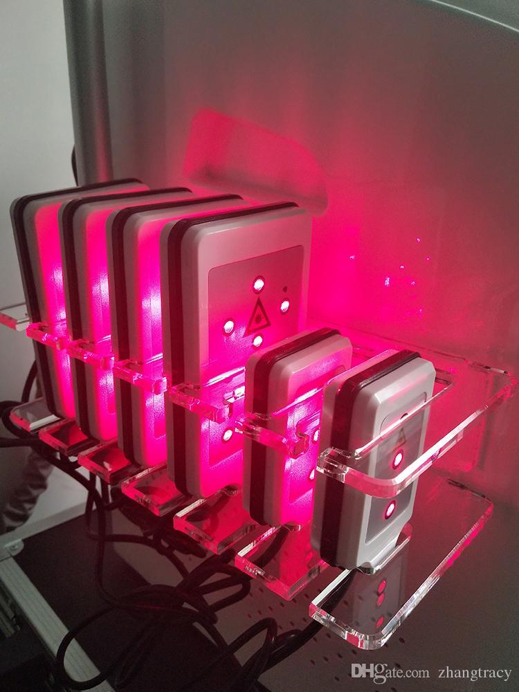 Kühle Tech Fat Einfrieren Maschine Cavitation RF Abnehmen beweglicher Cryolipolysis Gewicht Verlust Lipo Laser Kryotherapie-Maschine
