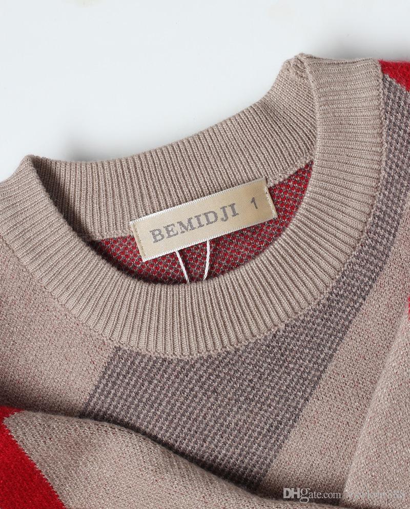 높은 품질 어린이 소년 패션 레저 스웨터 브랜드 사랑스러운 아이 스웨터 남성 어린이