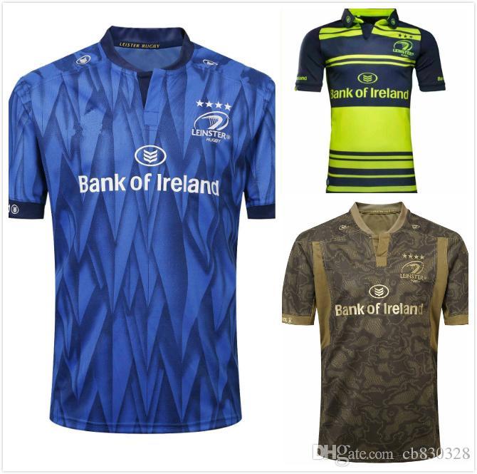 Compre LEINSTER AWAY JERSEY 2018 2019 Leinster Camisetas De Rugby 2019  Irlanda Liga Leinster Ausente Camisetas De Rugby Irlandesas Camisetas De  Primera ... 838ae0845649b