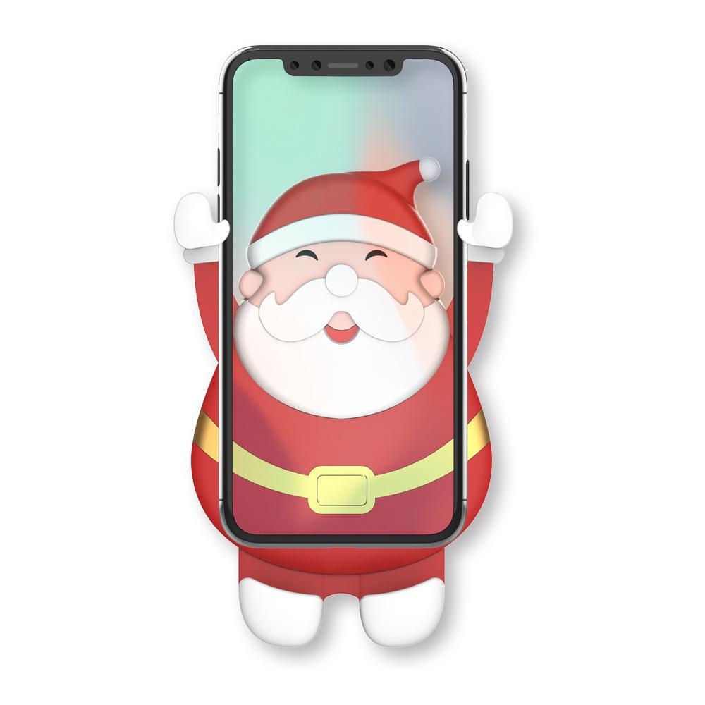 Fahrrad Handyhalterung Weihnachtsmann Autotelefonhalter Auto Air