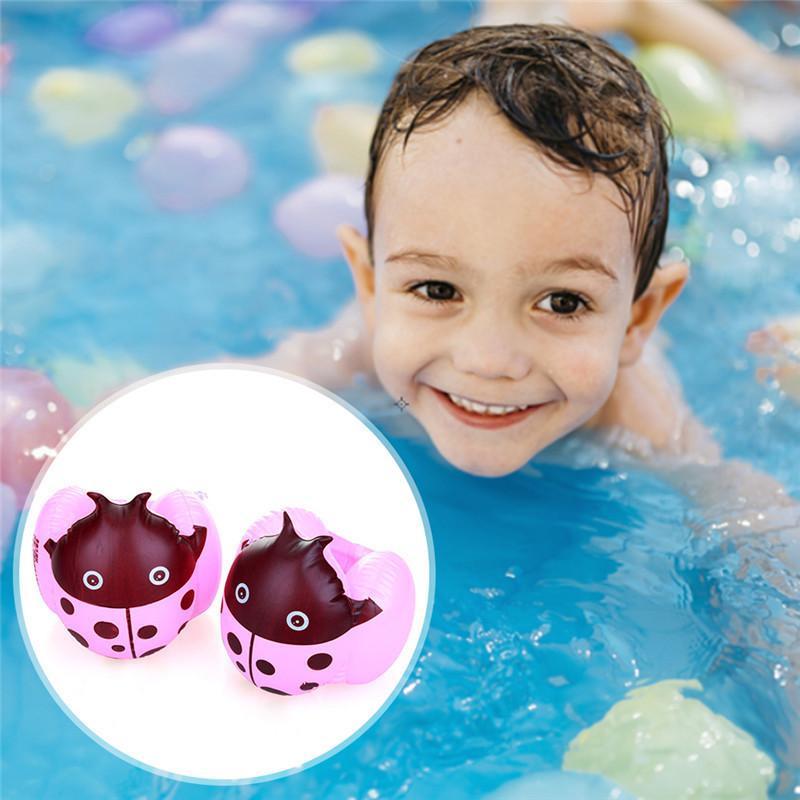 Kinder Kind Schwimmen Schwimmenden Arm Kreis Schwimmen Boje Ring Kinder Hilfe Float Pool Floaties Für Schwimmbad Training