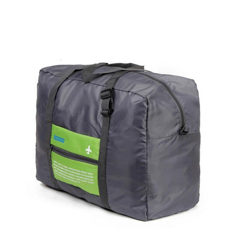 5b11b6048487 Men WaterProof Travel Bag For Suit Nylon Large Capacity Women Bag ...