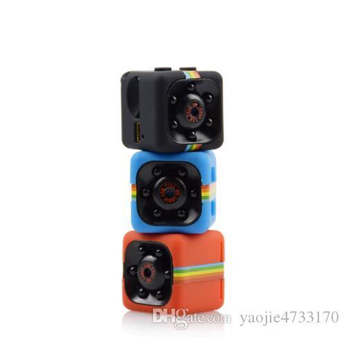 9804f893f80b4e Acheter Sq11 Mini Caméra Hd 1080p Caméra D action Caméra Hd Avec Vision  Nocturne 12mp Mini Dv Caméra De  12.06 Du Yaojie4733170   Dhgate.Com