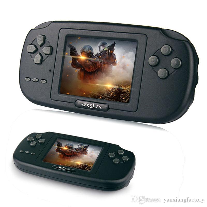 10 adet El Video Oyun Konsolu Retro Oyun Oyuncu mükemmel hediye YX-XK-PVP