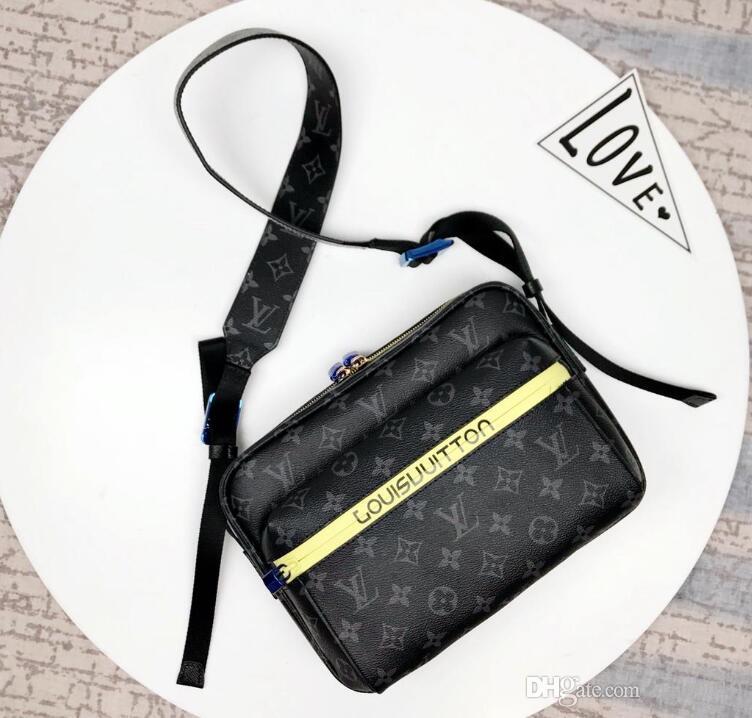 8179817f4e40 Fashion Luxury Brand Women And Men Shoulder Bags Designer Lady Chain Messenger  Bags Elegant Belt Waist Bags Chest Pack M43843 Size 25x19x5cm White Handbags  ...