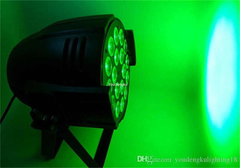 par led 18x10w 4 in 1 led par cans rgbw led par64 light