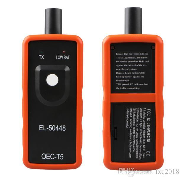 EL-50448 TPMS أداة إعادة الضبط أداة إعادة التعلم أداة استشعار ضغط الإطارات في سيارة شيفروليه