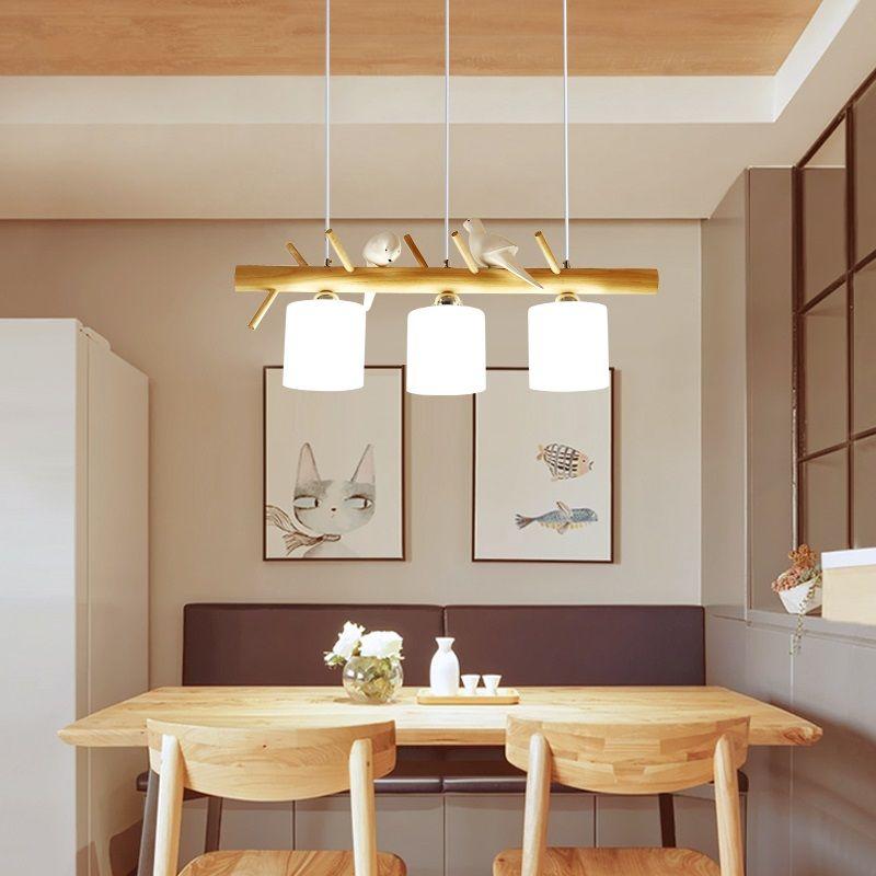 Grosshandel Nordic Led Post Modern Designer Esszimmer Hangelampen