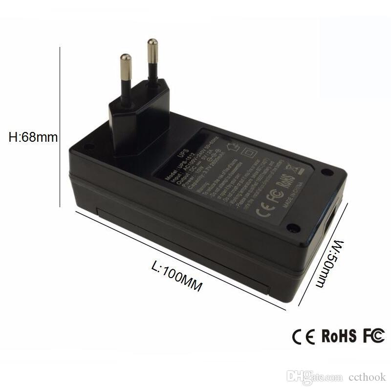 5V2A AC to DC Mini Adapter Uninterrupted Power Supply UPS Provide Emergency Power Backup to CCTV Camera with Battery Built-in