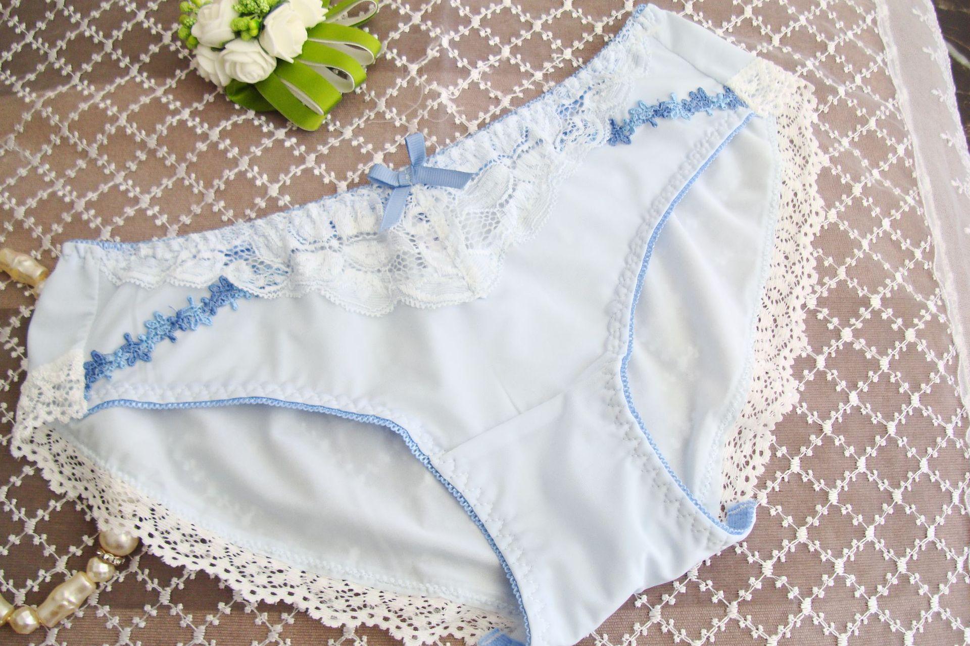 3cefcd47f3d #S024 wholesale 5pcs Japanese style Tokyo panties women's sexy underwear  lingerie quick dry milk silk briefs underpants. Flash Sales