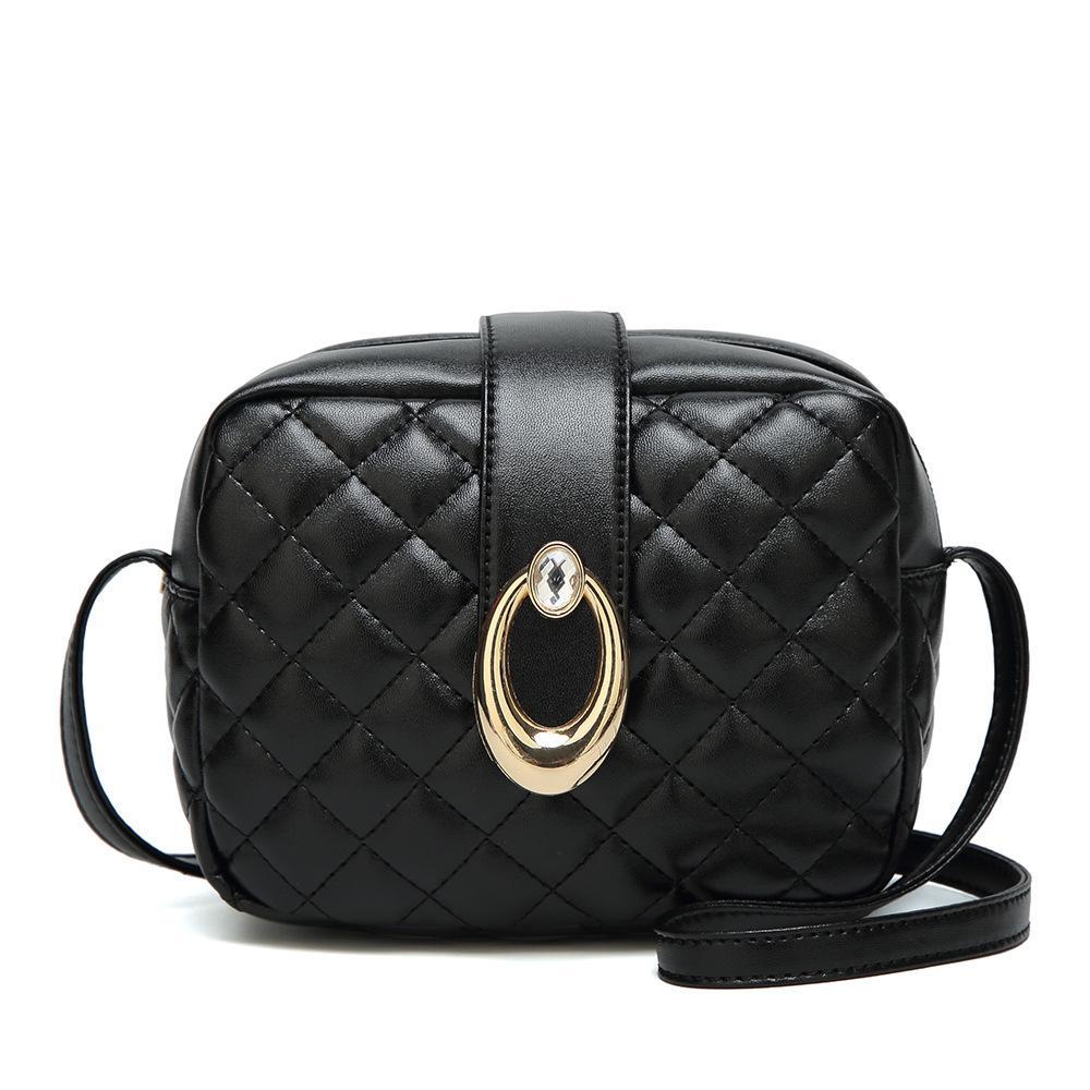 7817659c0 Compre Moda Feminina Bolsas De Ombro PU Bolsa De Couro Bolsas De Luxo  Mulheres Sacos De Designer De Alta Qualidade Senhoras Mensageiro Bolsa  Feminina De ...