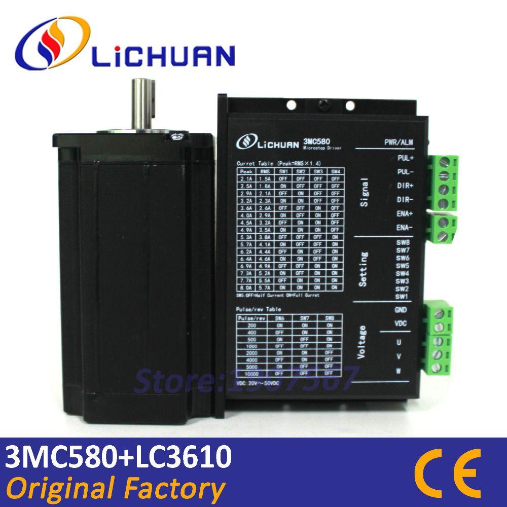 Großhandel 2nm Cnc Motor Teile Lc3610 3 Phase Nema23 ...