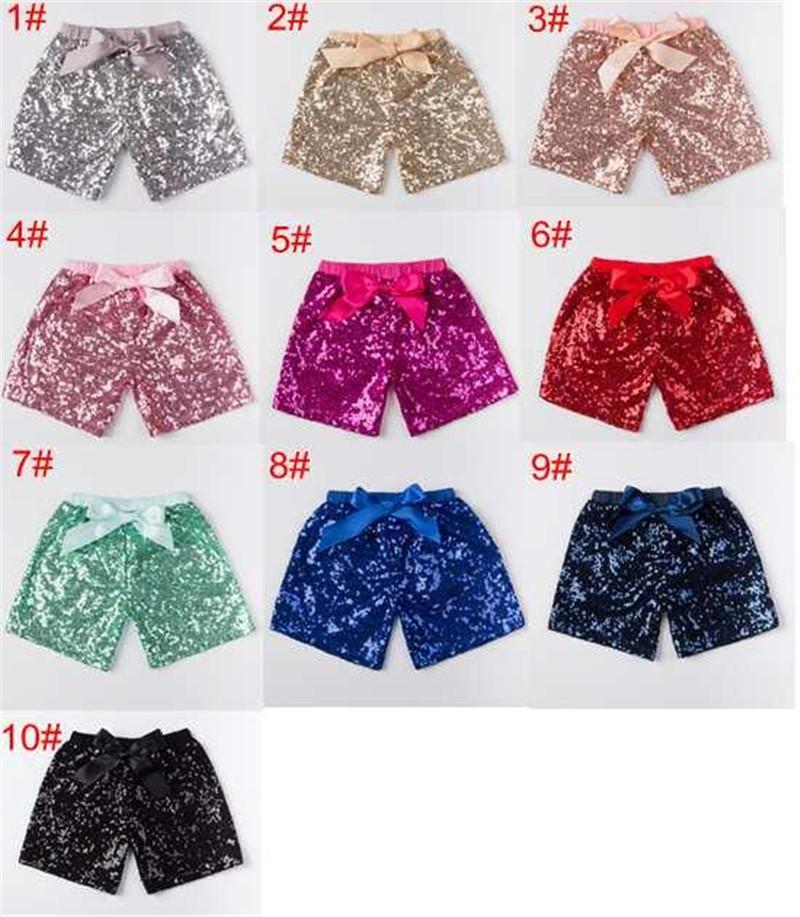dbe9e210efddc Filles paillettes shorts-Enfants paillettes rose chaud short-gra  Fournisseurs Soutiens-gorge & Lingerie