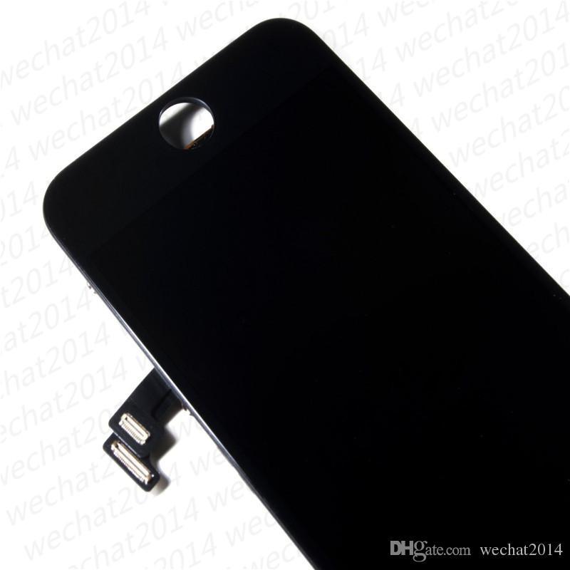 고품질 LCD 디스플레이 터치 스크린 디지타이저 어셈블리 교체 아이폰 6 기가에 대한 부품 플러스 7 8 플러스 무료 DHL