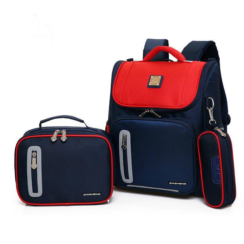 9d4074394c Children School Bags Set For Girls Boys Orthopedic Backpack Schoolbag Kids  Primary School Backpack Kids Satchel Mochila Infantil Y18100704 Cool  Backpacks ...