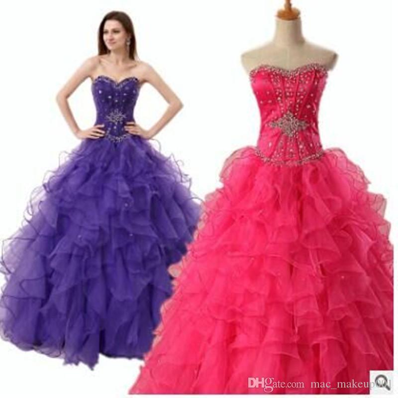 Compre El Vestido De Noche Más Caliente De La Tostada Mujeres Largas ...