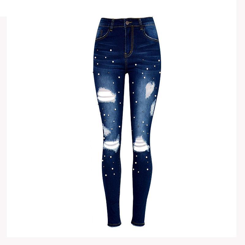 Pantaloni Bottoni Donna Bottoni Blue Con Donna Pantaloni Blue Pantaloni Con LVMjqUzpGS
