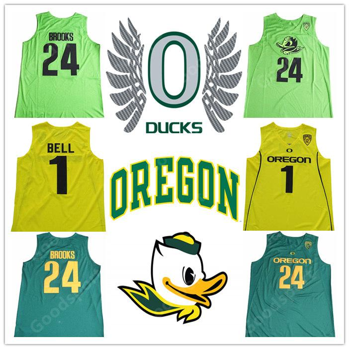 Großhandel Heisse Oregon Enten College Ncaa Stitched Stickerei ...