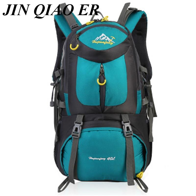 e832cd7a85 Men Waterproof Wear Resistant Backpack Resin Mesh Dorsal Breathable Super Large  Capacity Multifunction Travel Bags 40 50L 60L Personalized Backpacks  Hunting ...