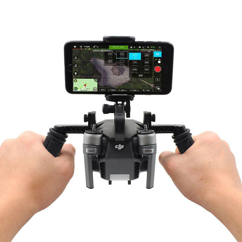 STARTRC DJI Mavic Pro Portamateles de mano Drones Gimbal Bandeja Estabilizador titular Bandeja Soporte para DJI Mavic pro Drone Accesorios