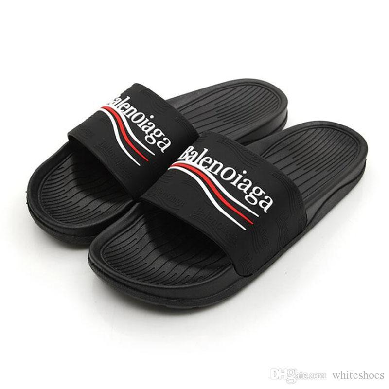 Designer Sandals FEND Summer Luxury Slipper For Men Summer Beach Sandals For Lovers Designer Slippers Shoes good selling for sale 1hbLe