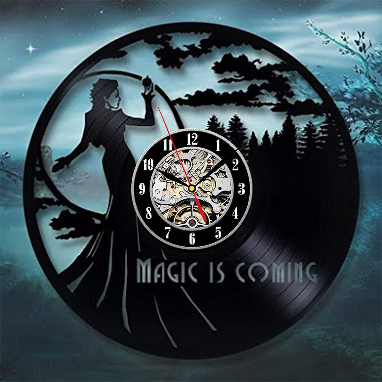 Magic Once Upon A Time Vintage Theme Decor Ultra Home Decorative