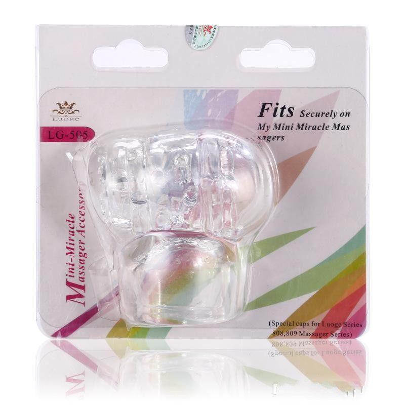 Magic Wand Massager head Attachment,Hitachi AV Wand Massager Special Headgear Accessories AV Stick Massager Heads for man
