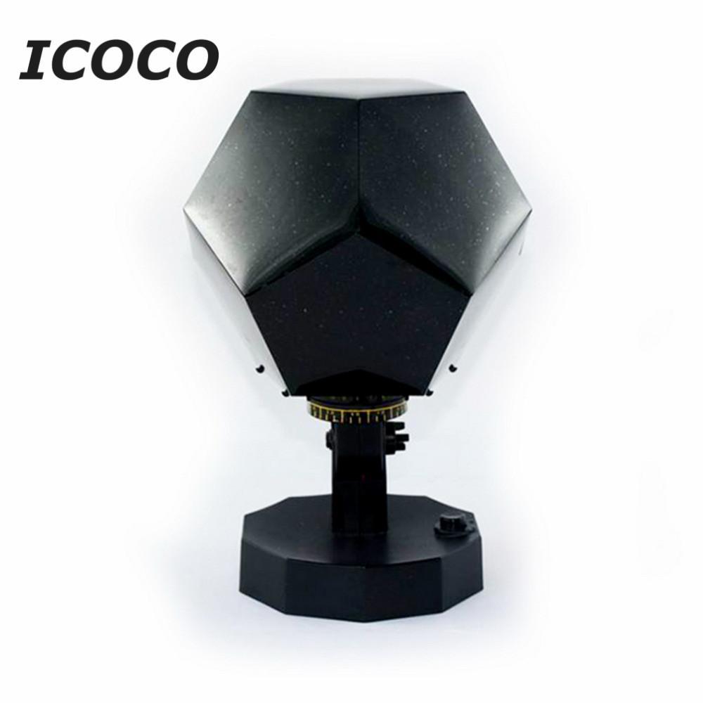 Astro Star Laser Projector Cosmos Light Lamp Diy Starry Sky Diascope ...