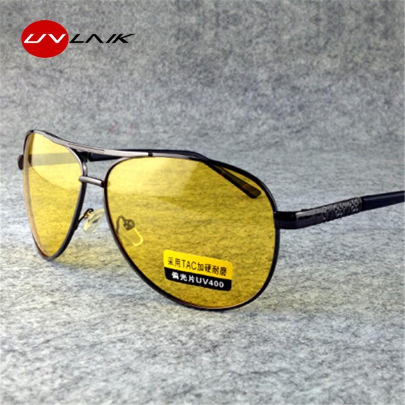 96b82d307da UVLAIK Men Polarized HD Sun Glasses Night Vision Driving Eyewear Driver  Sunglass Male Female Driver Goggles Sunglasse Best Sunglasses Dragon  Sunglasses From ...