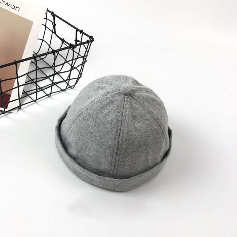 2019 Men Casual Beanies Adjust Docker Hat Sailor Cap Mechanic Biker Hat  SkullCap Beanie Gray Navy Blue From Alexandr 7ef4ef04af0