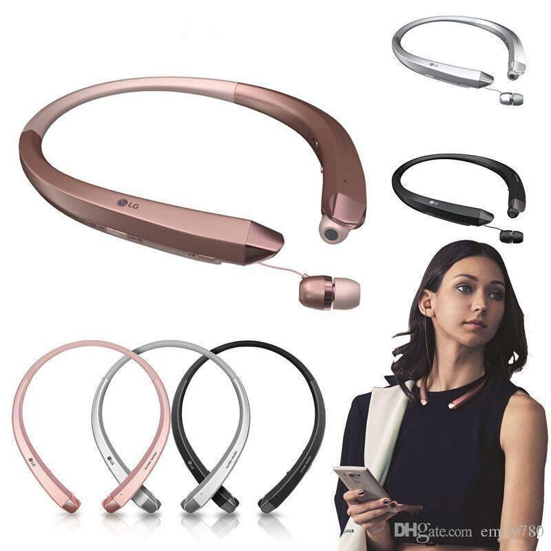 HBS910 TONE INFINIM upgrade Version HBS900 Wireless HBS 910 Collar Headset Bluetooth 4.1 HBS910 Sports Headphones With Hard Retail Package