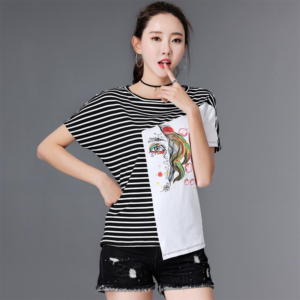 Compre Shintimes Bts Camiseta Mulheres Camisetas Mujer Verano 2018 T Shirt  Do Vintage Mulher Verão Tops Camiseta Femme Solto Plus Size T Camisa De  Lemon888 88d7c0637caa5