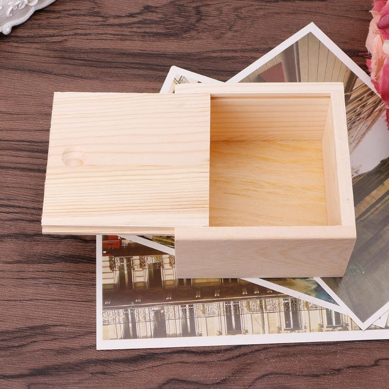 Best Natural Wood Handmade Jewelry Storage Box Plain Candy Case Ring Organizer Crafts Case Box Organizador Makeup Organizer Under $21.32 | Dhgate.Com & Best Natural Wood Handmade Jewelry Storage Box Plain Candy Case Ring ...