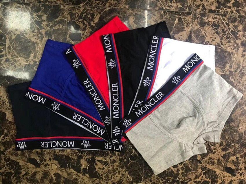 34bfdff17 Compre Novo Designer De Luxo Sexy Mens Cueca Boxers Para Cueca Cueca Boxer  Ropa Hombre Hombre Do Vintage Gay Boxer Shorts De Alta Qualidade XXL De  Tina920