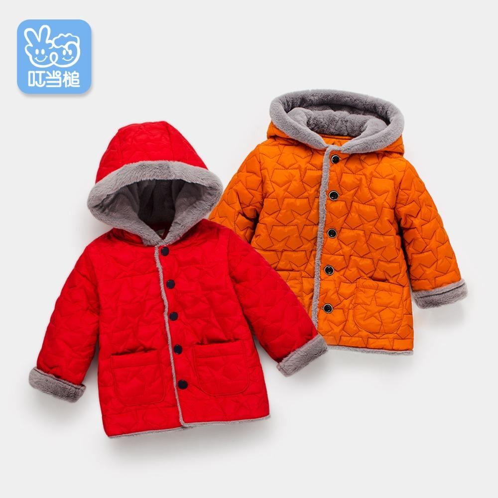 69e5a23e1 2018 Autumn And Winter Boys And Girls Jacket Baby Winter Thick Warm ...