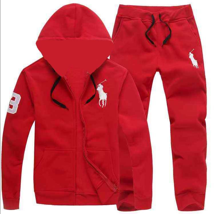 979b135c2c9 2019 Polo Men S Tracksuit Men Sport Suit Cheap Men Sweatshirt And Pant Suit  Hoodie And Pant Set Sweatsuit Men S 2XL From Xinyaxuan02