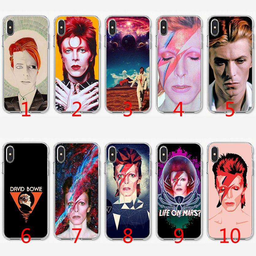 david bowie iphone 8 case