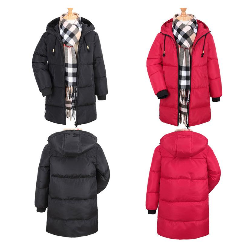 High quality Children'S Winter Thick Down Jacket Boys Girls Down Jacket Kids Duck Down Jacket Wear Coat