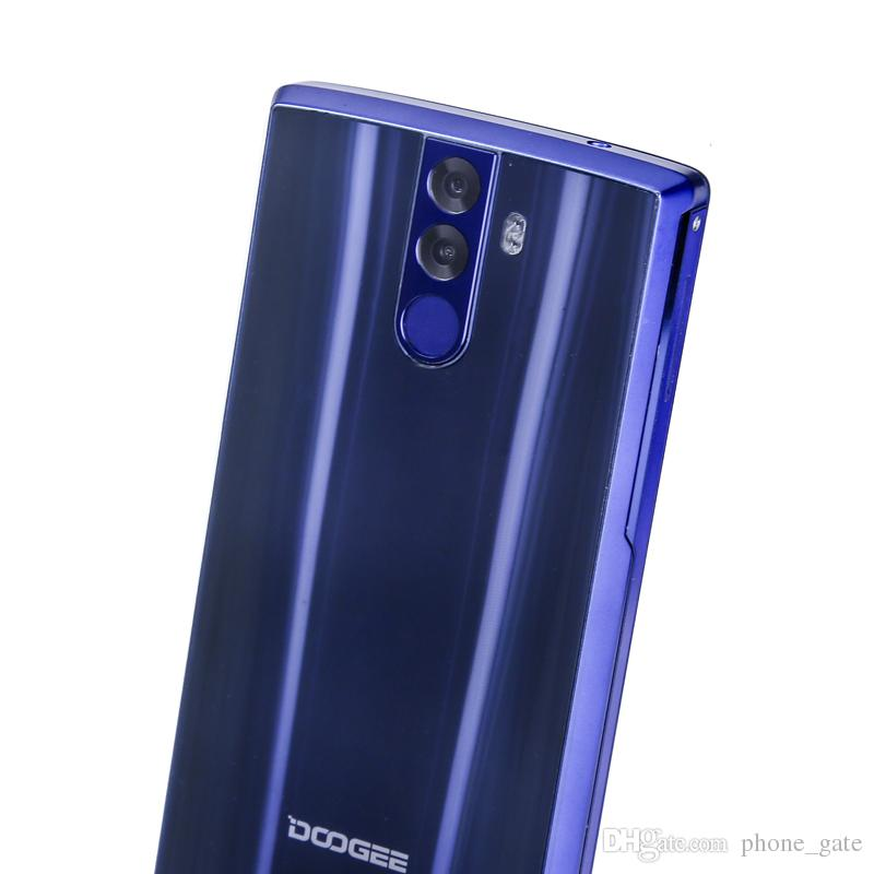 DOOGEE BL12000 Android Dual SIM Card 6.0 inch 18:9 4G LTE With Real Touch ID 12000mAh Battery 16MP Camera Mobile Phone