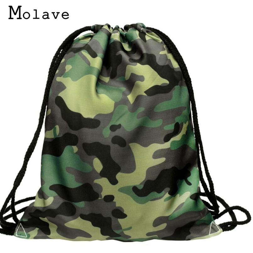 Women Drawstring Beam Port Camouflage Mochilla 2017 New Shopping Bag  Females Casual Gift Candy Travel Beach Bag Apr22 Ladies Bags Leather Purses  From ... 02a108214ad94