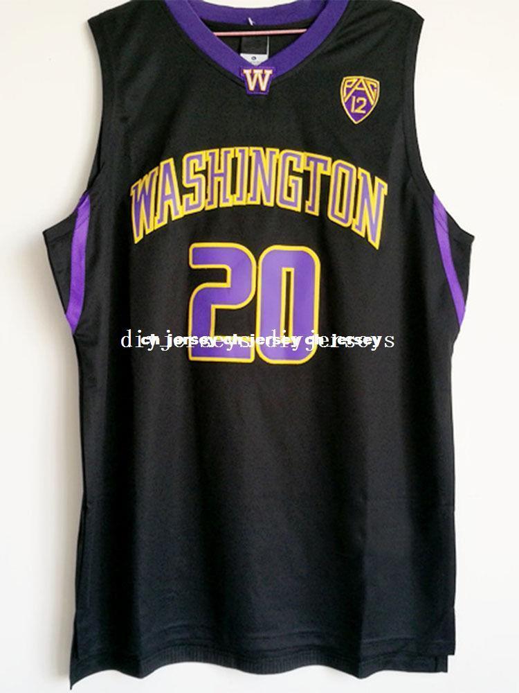 2018 Cheap Wholesale Markelle Fultz Jersey 20 Washington Huskies Sewn  Customize Any Name Number Men Women Youth Basketball Jersey From  Diyjerseys cb2357faf