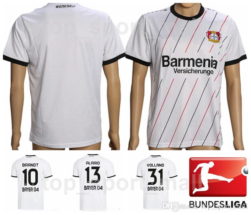 Maglia Home Bayer 25 LeverkusenLucas Alario