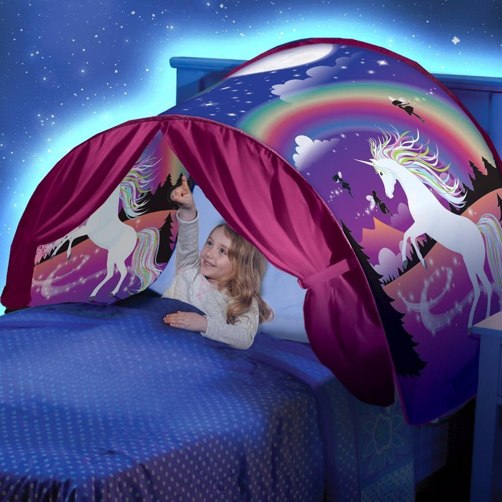 8 Design Innovative Magical Dream Tents with Light Kid Pop Up Bed Tent Playhouse Sleep Bag Winter Wonderland For Children Childrenu0027s Tent Magical Dream ...  sc 1 st  DHgate.com & 8 Design Innovative Magical Dream Tents with Light Kid Pop Up Bed ...
