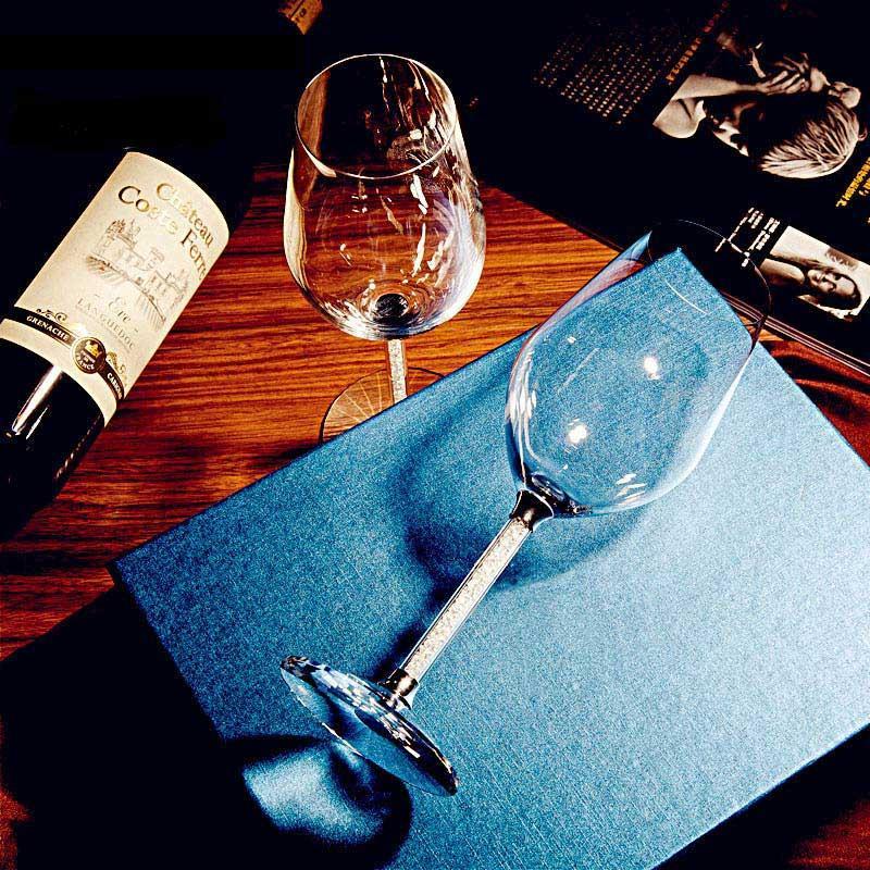 Personalized Cake Server Set Knife Pizza Shovel Tools Wedding Glasses Crystalline Party Gift Stainless Steel Elegant H1123
