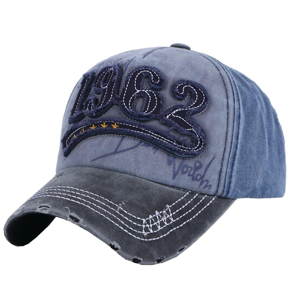 9b1a79ec Unisex Women Men Casual Cap Active Baseball Caps With Embroidery Letter  Washable Cotton Vintage Style Travel Outdoor Sun Hats Neweracap Cap Hat  From Poety, ...