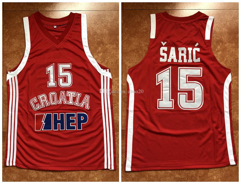 purchase cheap 82738 c33bb dario saric jersey croatia